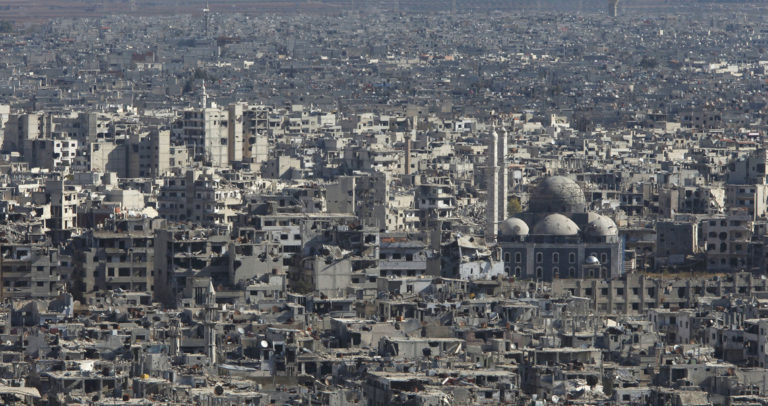 Pompeo: Szíria egyetlen centet sem kap amíg iráni katonák vannak a területén