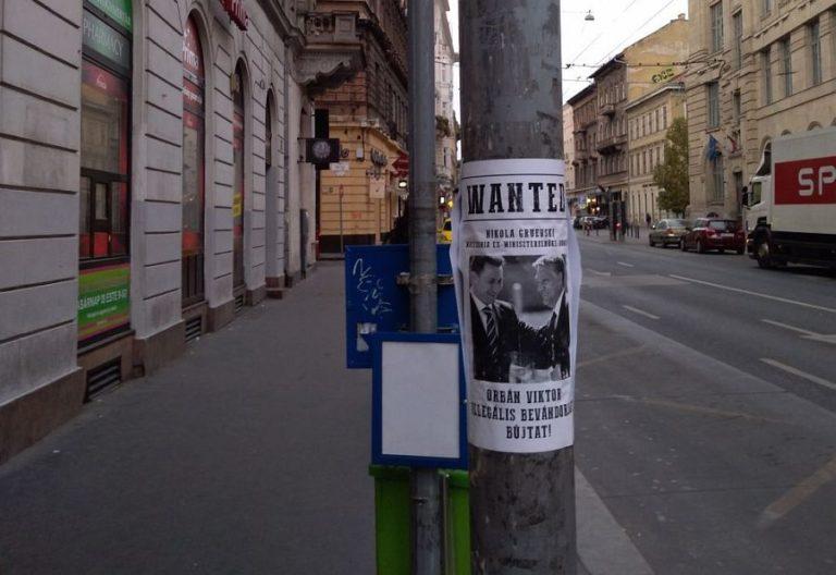 Megvan, hol bujkál Gruevszki