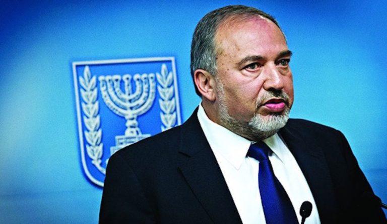 Lemondott Izrael védelmi minisztere