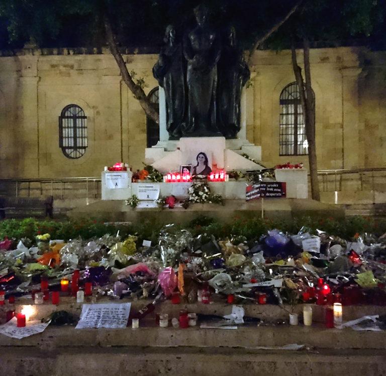Elkapták a máltai újságírónő felrobbantásának feltételezett megrendelőjét