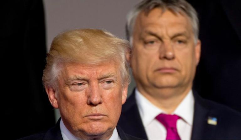 Trump szakítson a rasszista magyar vezetéssel