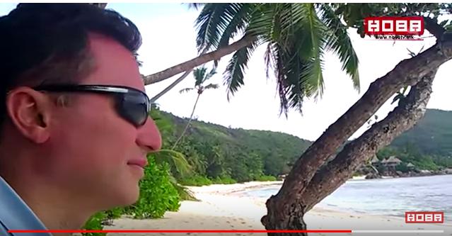 Gruevszki a Seychelle-szigeteken