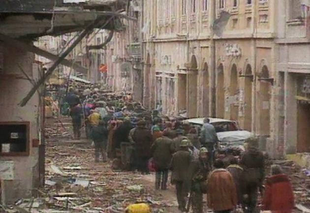 Vukovar, a feláldozott város