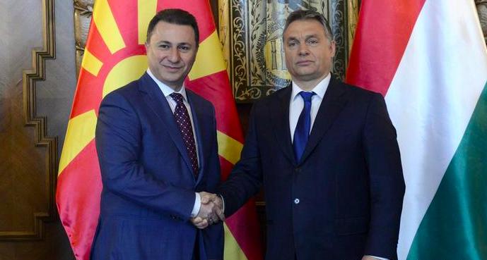 Gruevszki nagyon is beleillik az orbáni kultúrába