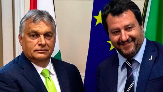 Salvini fasiszta államot épít