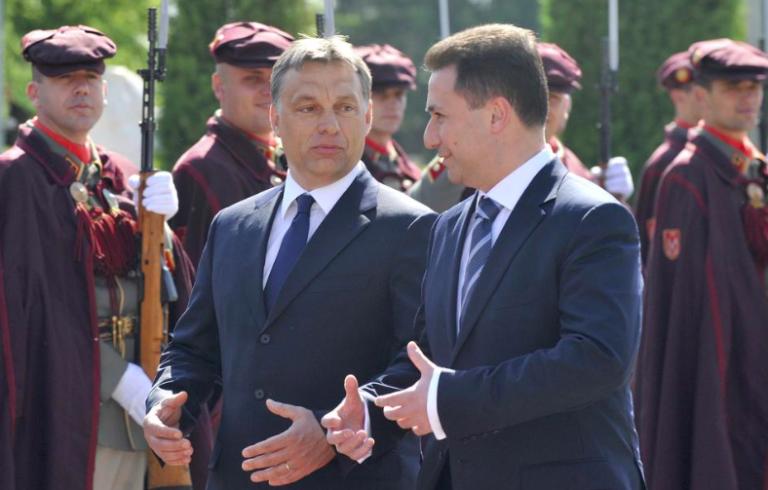Ráég-e Gruevszki exminiszterelnök ügye a magyar kormányra?