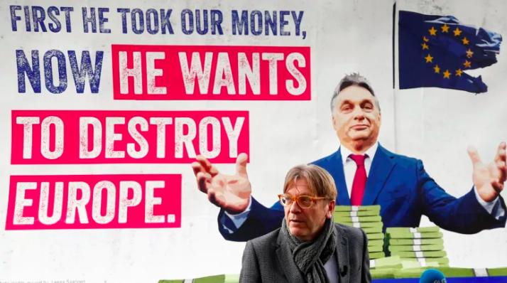 A brexit eltörpül az orbánizmus mellett