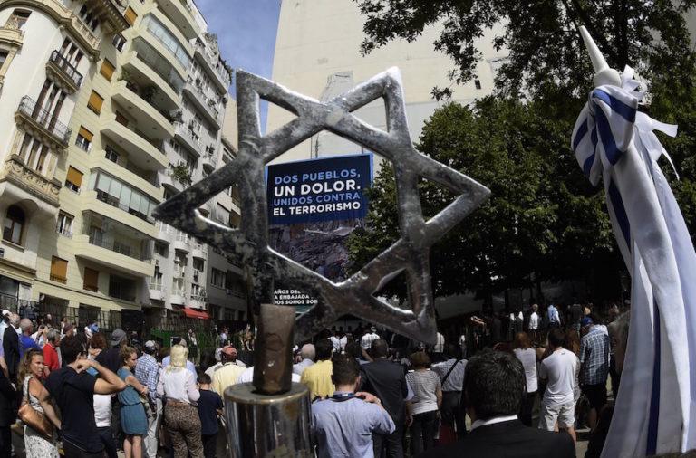 Antiszemita botrány Argentínában