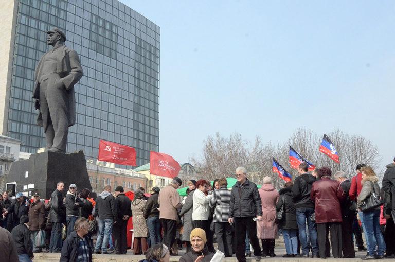 Illegális a tervezett választás Kelet Ukrajnában