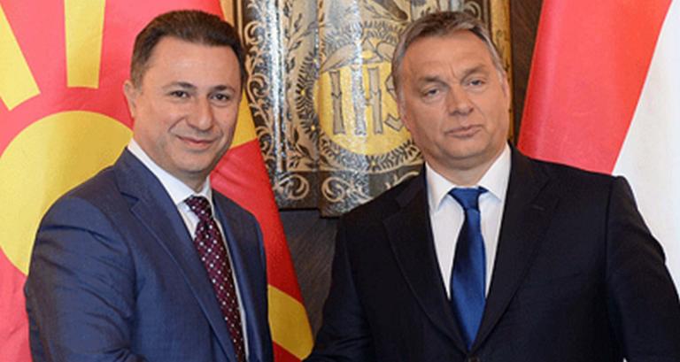 Várhelyi és Macedónia ex miniszterelnöke