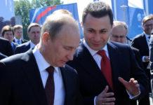 Moszkva érdekelt Gruevszki ügyében