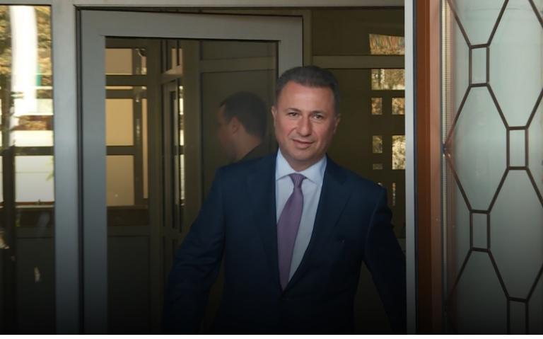 Fehérorosz diplomáciai autóval utazott Gruevszki? – BRÉKING! Az információt megerősítették Szerbiából