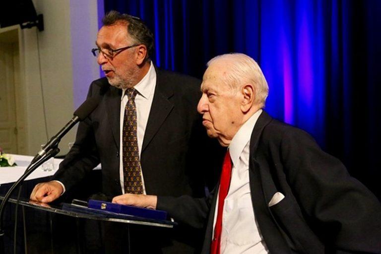 Heisler András levélben búcsúzott Randolph L. Braham-től