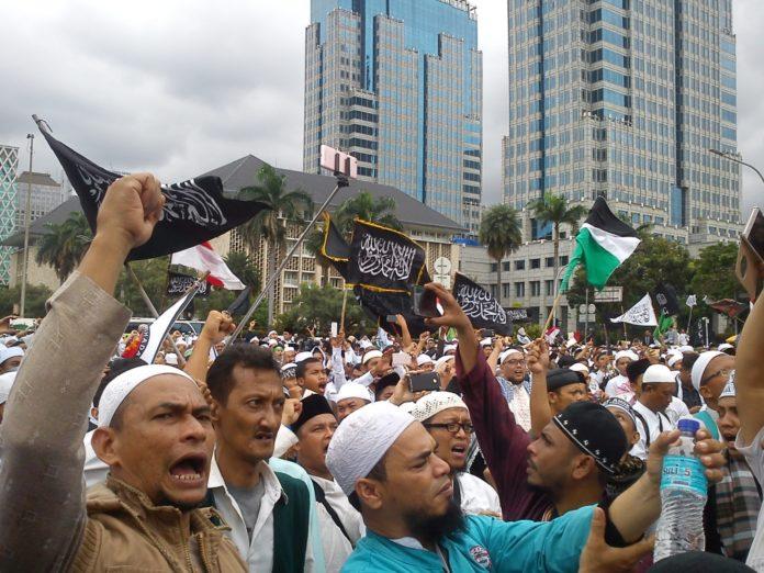 fanatikus muzulmánok