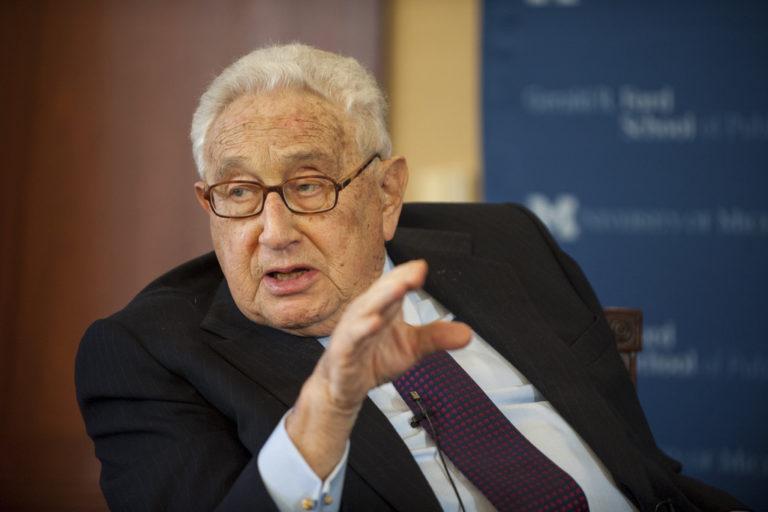 Háború vagy béke – Kissinger Pekingben