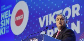 Orbán a Néppárt kongresszusán