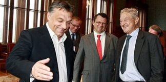 Orbán és Soros