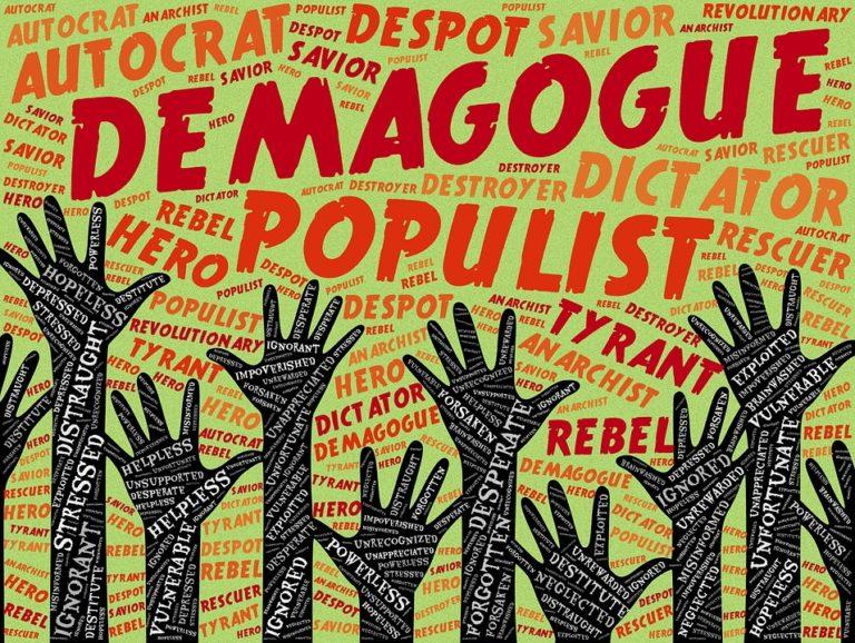 Populizmus kontra szakértelem V.