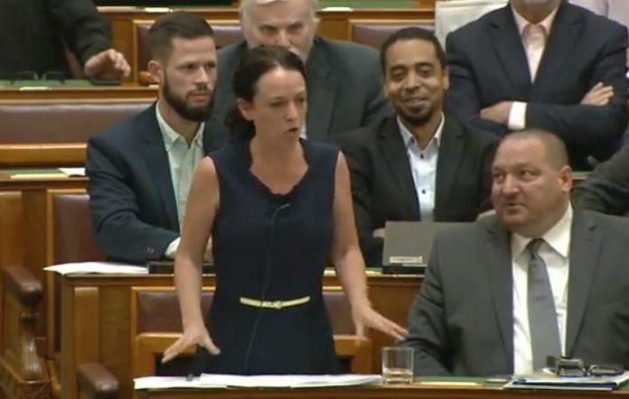Szabó Tímea és Németh Szilárd