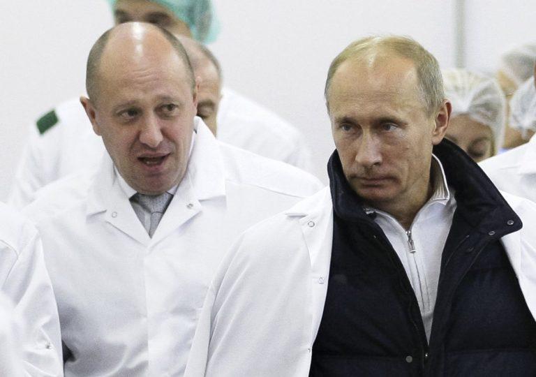 """Szankciók Amerikában """"Putyin séfje"""" ellen"""