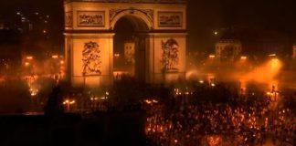 lázadás Franciaországban