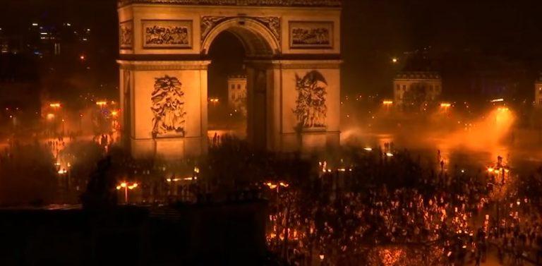 Helyszíni tudósítás Párizsból