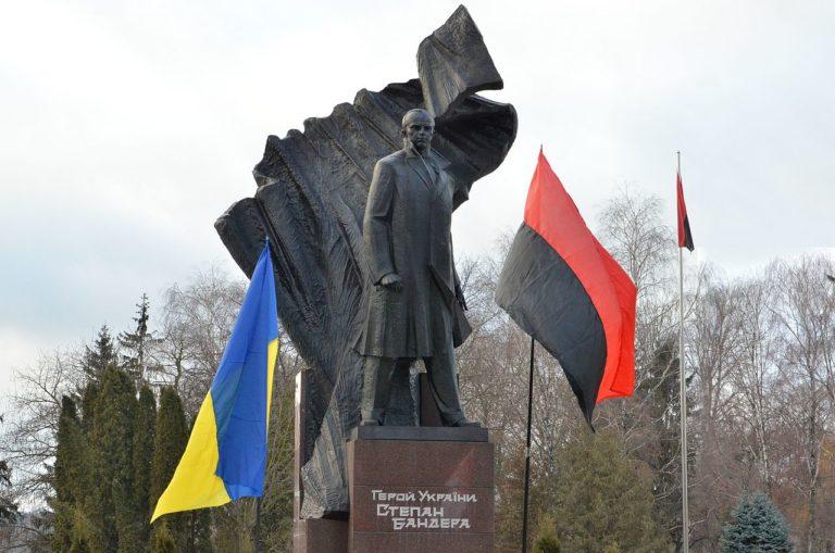 Izrael nagykövete felháborodott Bandera ünneplésén Ukrajnában