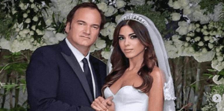 Quentin Tarantino zsidó esküvője
