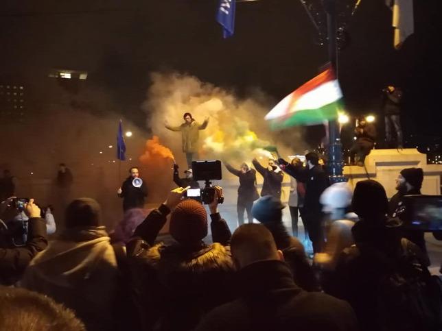 Bréking (fék)nyúz, 2018. december 22. – Tudósítás a másik valóságból