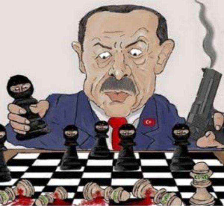 Erdogan 50 ezer migránst üldözött el Isztambulból