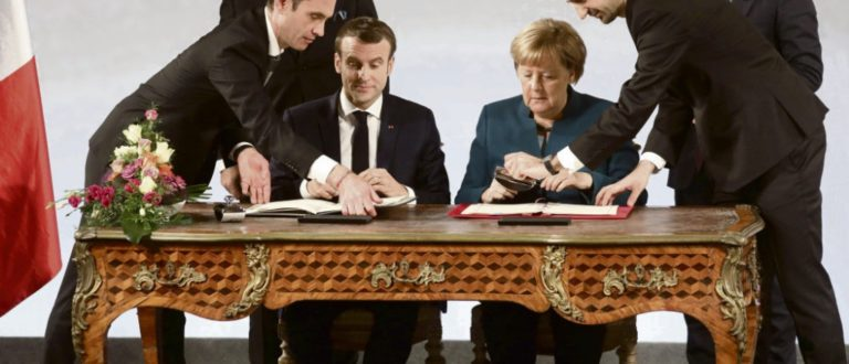 Az Európai Unió gerince