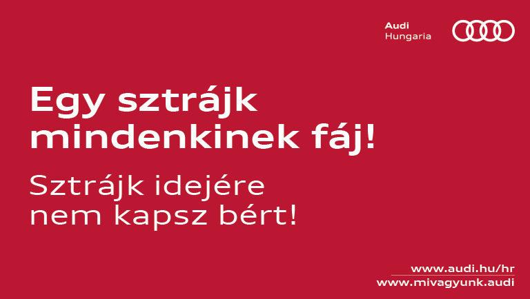 Audi: pszichológiai és számháború, a pozsonyi gyárban is baj van