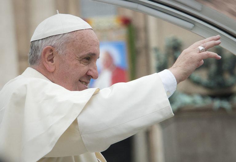 Ferenc pápa: a migránsok nem jelentenek fenyegetést a befogadó országoknak!