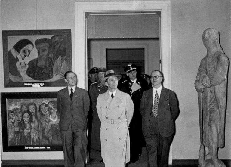 Németország visszaadta a franciáknak a nácik által ellopott festményt