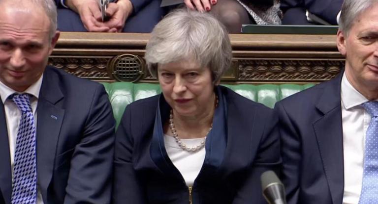 Leszavazták a Brexit-megállapodást a britek