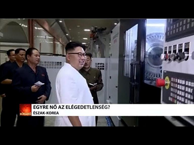 Éhség Észak Koreában: felére csökkentik a fejadagokat