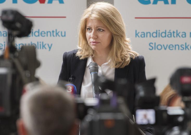 Ellenzéki jelölt nyerte az első fordulót az elnökválasztáson Szlovákiában