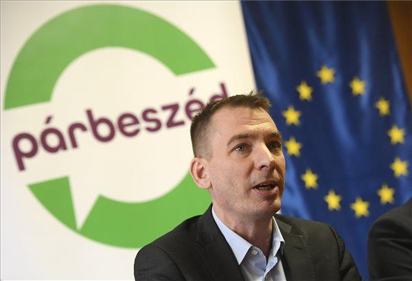 Jávor Benedek vezeti a Párbeszéd EP-listáját