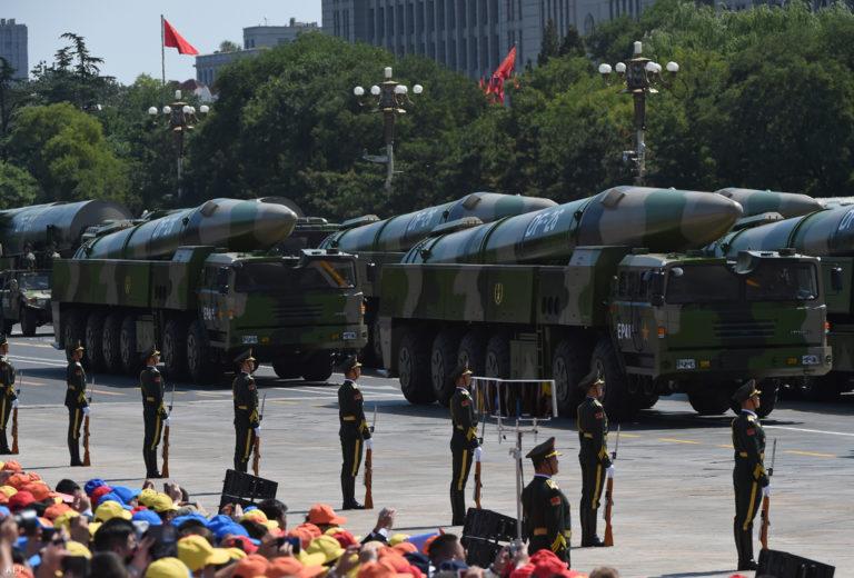 Világhatalmi hadsereget akar Kína elnöke