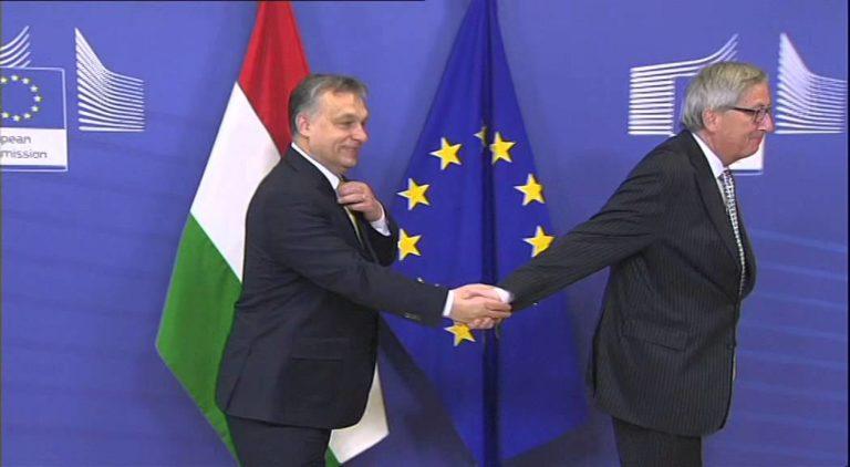 Egyre közelebb a szakításhoz a Fidesz az EPP-ben
