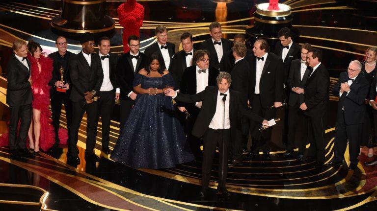A Zöld könyv című dráma kapta a legjobb filmnek járó Oscar-díjat
