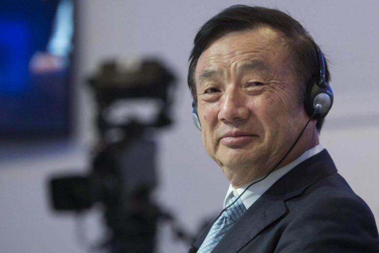 Huawei főnök : a világ nem lehet meg a mi technológiánk nélkül