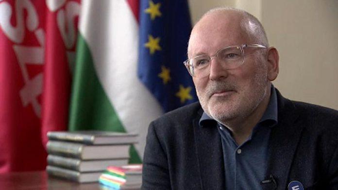 Timmermans: Európa veszélyben