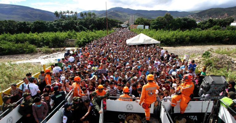 Magyar származású venezuelai menekültek