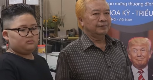 Divat lett a Trump és a Kim Dzsong Un frizura