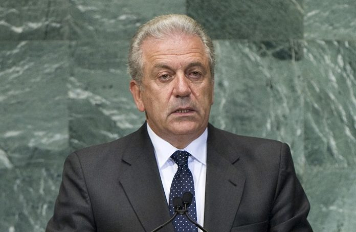 Dimitrisz Avramopulosz
