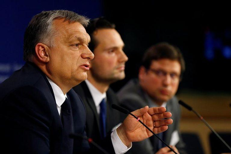 Orbán: mi függesztettük fel a tagságot, Daul: elővehető a kizárás