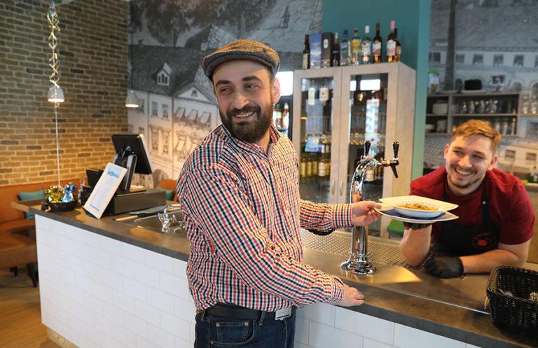 Shalom Solomon – A náci idők óta először nyílt kóser étterem Lipcsében