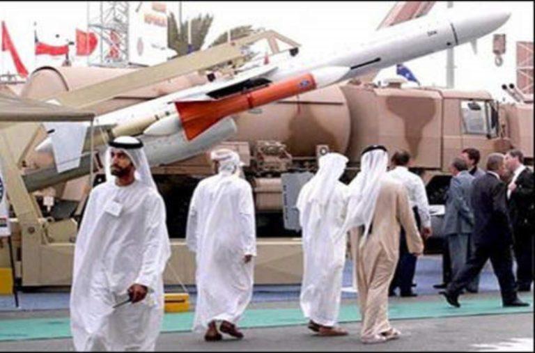 Az USA egyre több fegyvert ad el a Közel Keleten