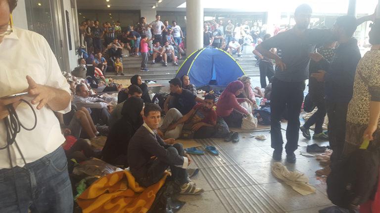 Menekültválság 2015